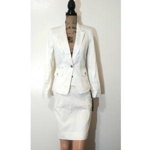 White House Black Market Suit